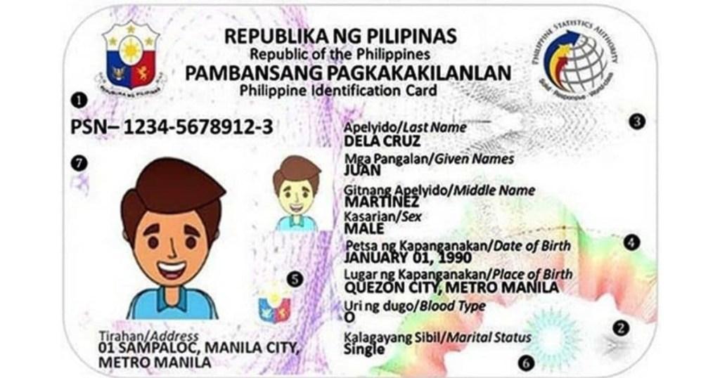 Philippine National ID